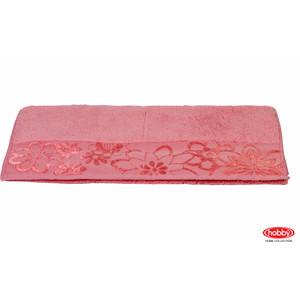 Полотенце Hobby home collection Dora 100x150 см розовый (1501000430)