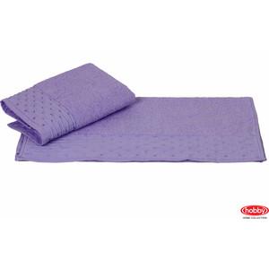 Полотенце Hobby home collection Gofre 50x90 см лиловый (1501000467)