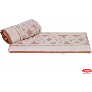 Полотенце Hobby home collection Hurrem 50x90 см кремовый (1501000479)
