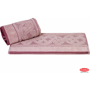 Полотенце Hobby home collection Hurrem 50x90 см розовый (1501000482)
