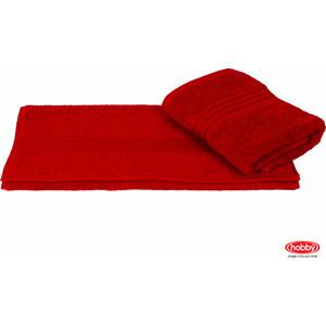 Полотенце Hobby home collection Rainbow 70x140 см красный (1501000559)