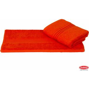 Полотенце Hobby home collection Rainbow 70x140 см оранжевый (1501000562)