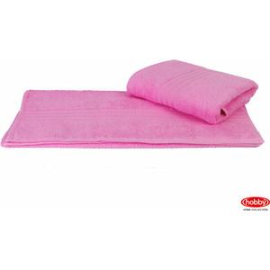 Полотенце Hobby home collection Rainbow 70x140 см розовый (1501000564)