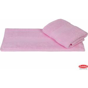 Полотенце Hobby home collection Rainbow 70x140 см светло-розовый (1501000570)