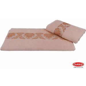 Полотенце Hobby home collection Ruzanna 100x150 см персиковый (1501001162)