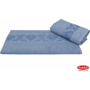 Полотенце Hobby home collection Ruzanna 100x150 см голубой (1501001160)