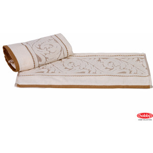 Полотенце Hobby home collection Sultan 50x90 см кремовый (1501000586) цены