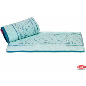 Полотенце Hobby home collection Sultan 50x90 см минт (1501000587) цена