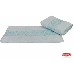 Полотенце Hobby home collection Sidelya 70x140 см зеленый (1501001048) цены