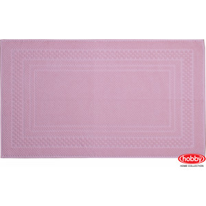 Полотенце Hobby home collection Cheqers 60x100 см розовое (1501001033)