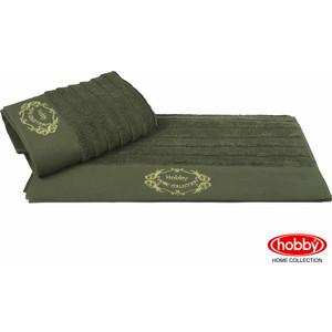 Полотенце Hobby home collection Zafira 50x90 см оливковый (1607000109)