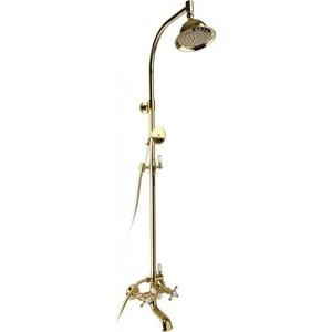 Душевая система Timo Nelson (SX-1090 gold) душевая система timo nelson sx 1291 02 antique