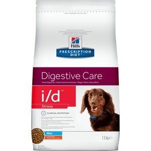 Сухой корм Hill's Prescription Diet i/d Digestive Care Stress Mini диета при лечении заболеваний ЖКТ и стресса для собак мелких пород 1,5кг(10469) фото