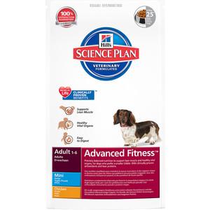 Сухой корм Hills Science Plan Advanced Fitness Adult Mini with Chicken с курицей для собак мелких пород 7кг (3271)