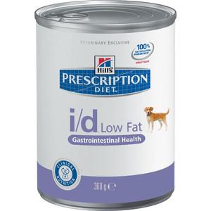 Консервы Hills Prescription Diet i/d Digestive Care with Chicken с курицей диета при лечении заболеваний ЖКТ для собак 360г (1811)