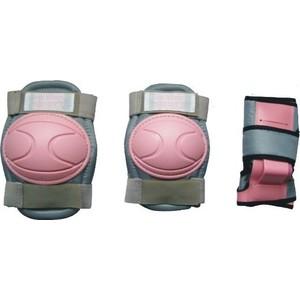 Набор защиты Action PW-316B (локтя, запястья, колена) р. L
