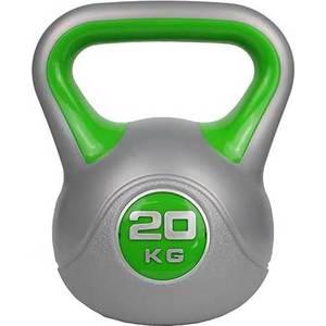Гиря Z-Sports ZS-20 пластиковая 20кг