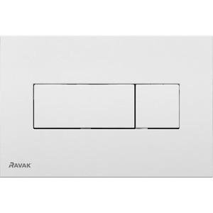 Кнопка смыва Ravak Uni (X01457) белая