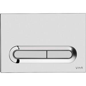 Клавиша смыва Vitra Loop хром (740-0780) loop