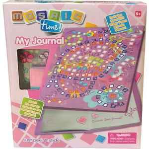 Funnivation Мозаика Мой дневник, в наборе: дневник 150стр, более 500 деталей FM1410