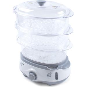Пароварка Endever Vita-170 белый/серый все цены