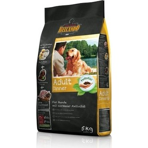 Сухой корм Belcando Adult Dinner для собак с нормальной активностью 5кг (553315)