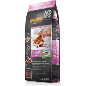 Сухой корм Belcando Finest Grain-Free Lamb беззерновой с ягненком для собак мелких и средних пород склонных к аллергии 12,5кг (554325)