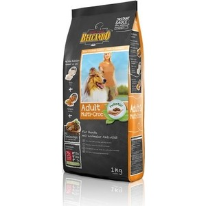 Сухой корм Belcando Adult Multi-Croc для собак с нормальным уровнем активности (крокеты) 1кг (553605)