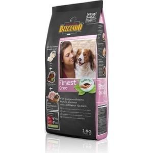 Сухой корм Belcando Finest Croc для привередливых в еде собак мелких и средних пород 1кг (553805)