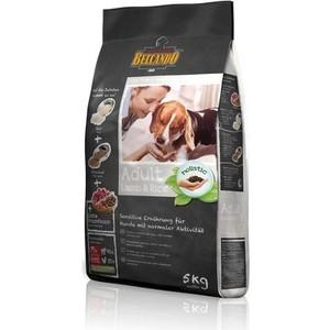 Сухой корм Belcando Adult Lamb & Rice с ягненком и рисом для собак склонных к аллергии 5кг (553915)