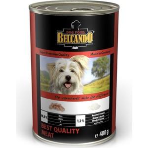 Консервы Belcando Best Quality Meat отборное мясо 400г (512505) фото