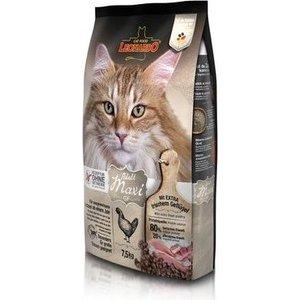 Купить Сухой корм Leonardo Adult Maxi Grain Free беззерновой корм для кошек крупных пород 7, 5кг (758525)