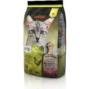 Сухой корм Leonardo Adult Poultry Grain Free беззерновой с птицей для кошек с чувствительным пищеварением 1,8кг (758615) фото