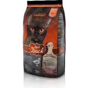 Сухой корм Leonardo Adult Duck с уткой для здоровья кожи и шерсти кошек 2кг (755225/758319 )