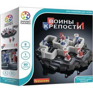 Bondibon Логическая игра Воины и Крепости (ВВ1882)