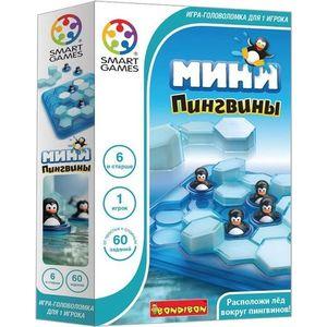 Bondibon Логическая игра Мини-пингвины (ВВ1884)