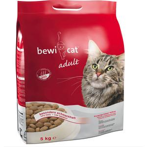 Сухой корм Bewi Cat Adult Chicken с курицей для взрослых кошек 5кг (751115)