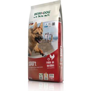 Сухой корм Bewi Dog Sport rich in Poultry с птицей для активных собак 12,5кг (509525)