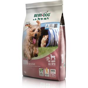 Сухой корм Bewi Dog Mini Sensitive with Lamb & Millet с ягненком и проссом для чувствительных к пище собак малых средних пород 3кг (509715)