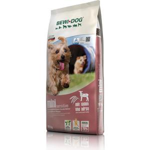 Сухой корм Bewi Dog Mini Sensitive with Lamb & Millet с ягненком и проссом для чувствительных к пище собак малых средних пород 12,5кг (509725)
