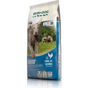 Фото - Сухой корм Bewi Dog Junior rich in Poultry с птицей для молодых собак крупных пород с 4-х месяцев 12,5кг (509125) добавки