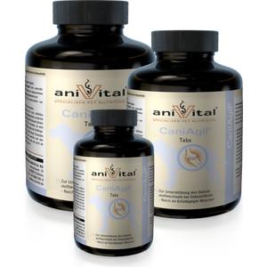 Пищевая добавка Anivital CaniAgil хондропротектор для собак 60таб/140г (523845)