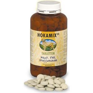 Пищевая добавка Hokamix 30 Tabletten трав для собак 200 таб (01014)