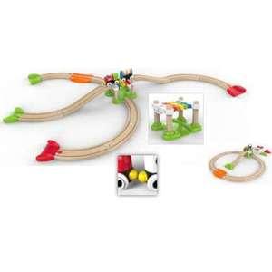 цена на Brio Моя первая железная дорога с мостиком (33727)