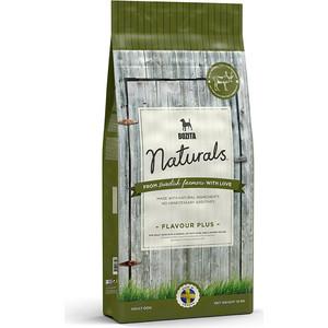 Сухой корм BOZITA Naturals Flavour Plus 23/12 с мясом оленя для взрослых собак 12кг (13342)
