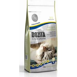 Сухой корм BOZITA Funktion Indoor & Sterilised 32/14 для домашних и стерилизованных кошек 2кг (30320)