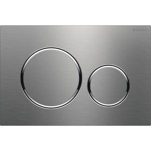 Кнопка смыва Geberit Sigma 20 нержавеющая сталь (115.882.SN.1) кнопка смыва geberit 115 751 00 1 mambo нержавеющая сталь