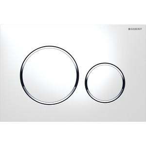 Кнопка смыва Geberit Sigma 20 белый/хром (115.882.KJ.1)