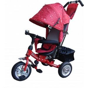 Велосипед трехколёсный Lexus Trike Next Pro (MS-0521) бордовый
