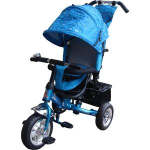 Велосипед трехколёсный Lexus Trike Next Pro (MS-0521) голубой